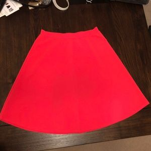 Maurices Coral Skirt